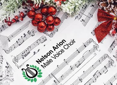 Nelson Arion Male Voice Choir Christmas Cracker
