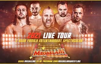 Megaslam Wrestling: Live & Loaded
