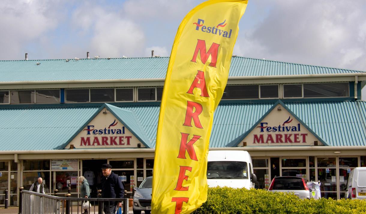 The Festival Market