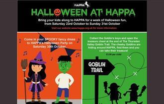 Halloween At Happa