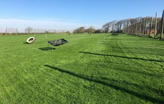 Green at Lytham Golf Academy