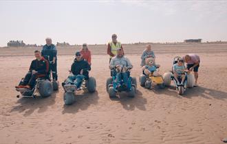 Fleetwood Beach Wheelchairs