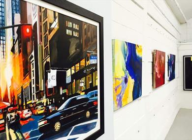 Lancashire Art Gallery