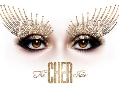 Cher event poster
