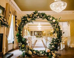 Bartle Hall Wedding Venue
