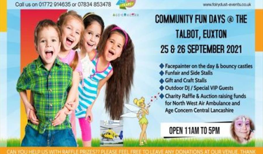 Talbot Arms Family Fun Weekender