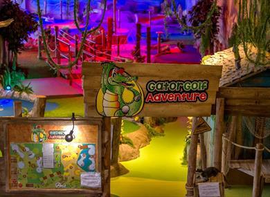 Escape Entertainment Venue