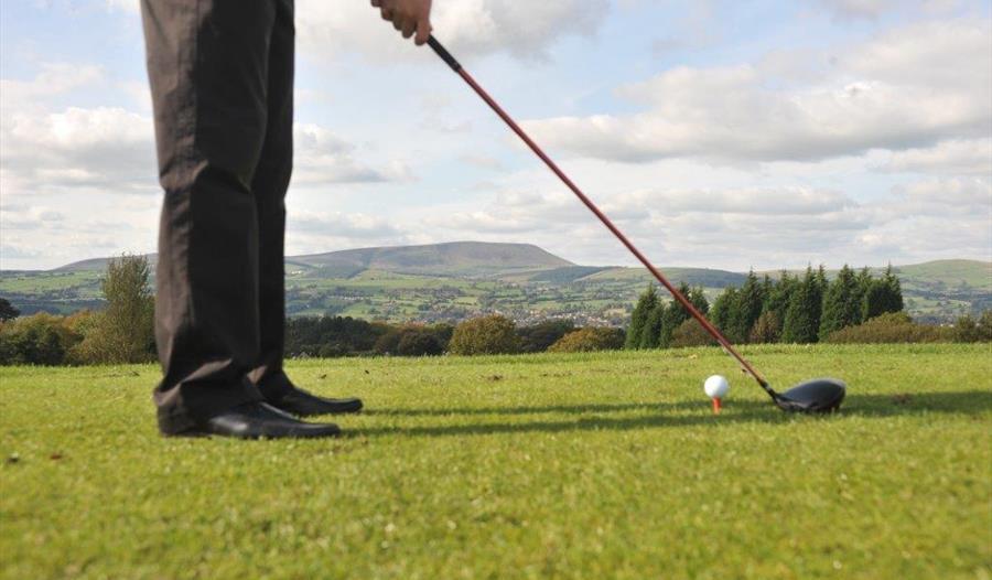 Marsden Park Golf Course