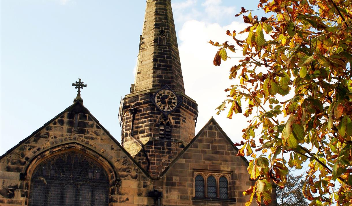 Churches & Monuments Cycle Route - West Lancashire
