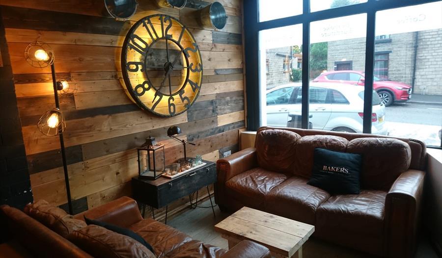 Baker's Coffee Shop, Bar & Restaurant