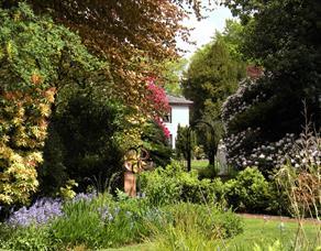 Barbara Barlow's Cottage Garden - Now known as The Ridges Gardens