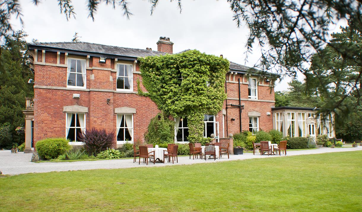 Bartle Hall Country Hotel