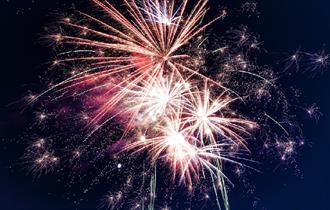 Bonfire Fireworks 2021