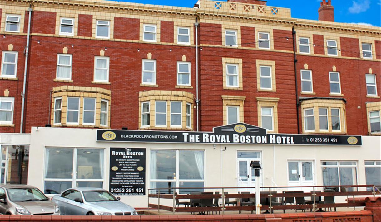 Royal Boston Exterior