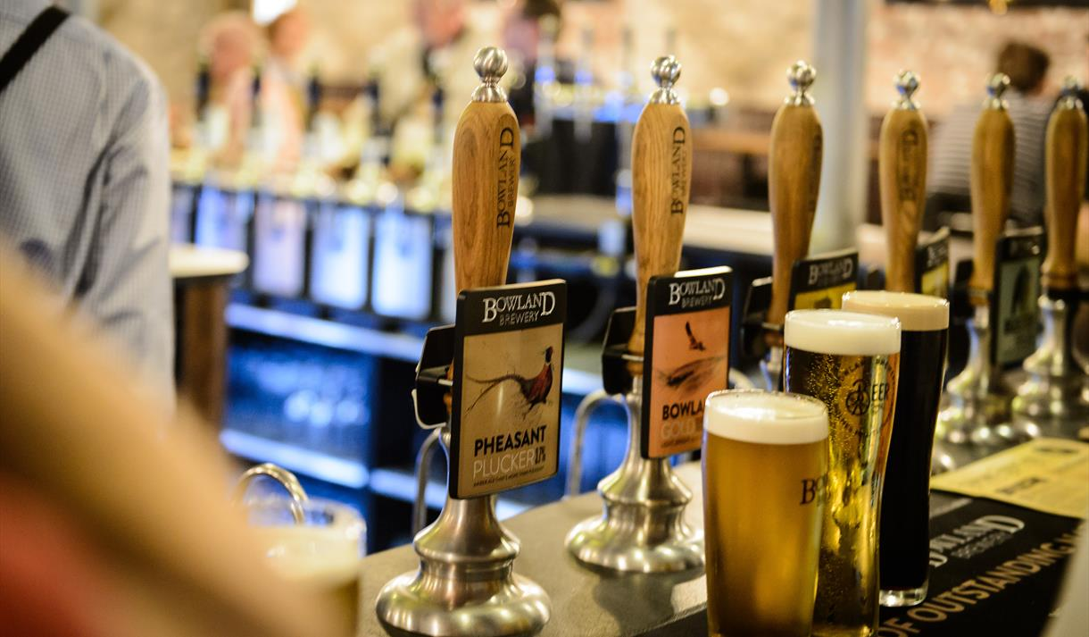 Bowland Brewery - Brewery Tours