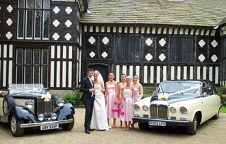 Rufford Old Hall - Weddings