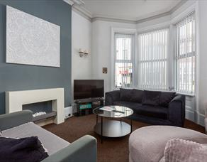 Living Room at Bromley
