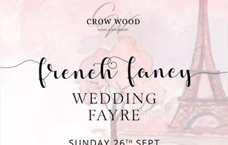 Crow Wood Hotel French Fancy Wedding Fair