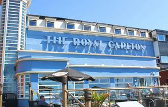Royal Carlton exterior