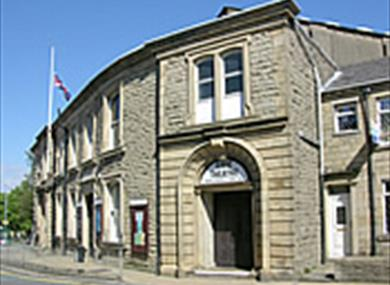Oswaldtwistle Civic Theatre