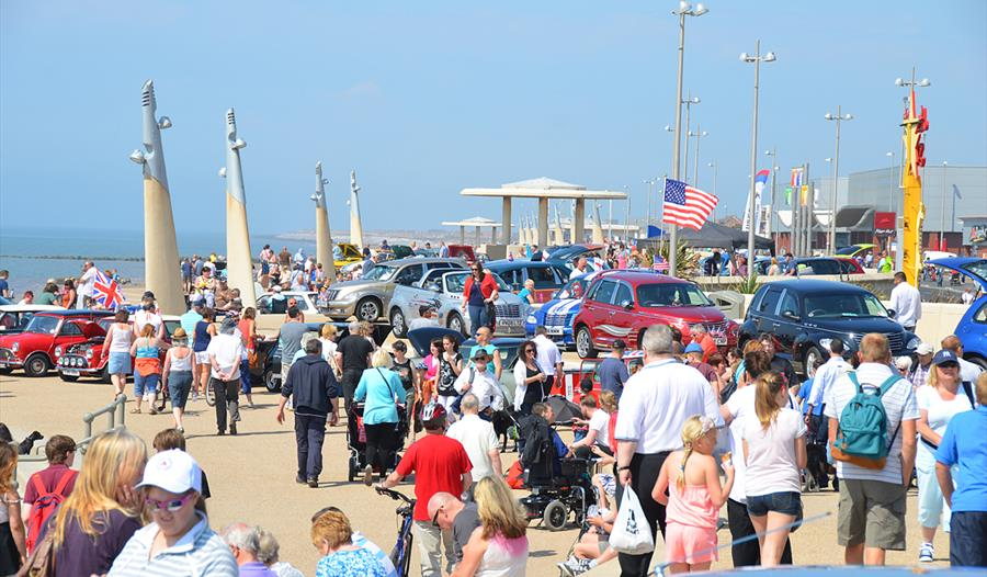 Cleveleys Classic Car Show 2021