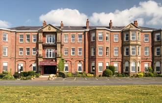Exterior of Clifton Arms