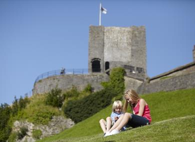 Clitheroe Castle and Museum