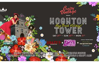 Hoghton Tower / Crafty Vintage
