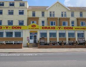 Craig-y-Don Hotel Front