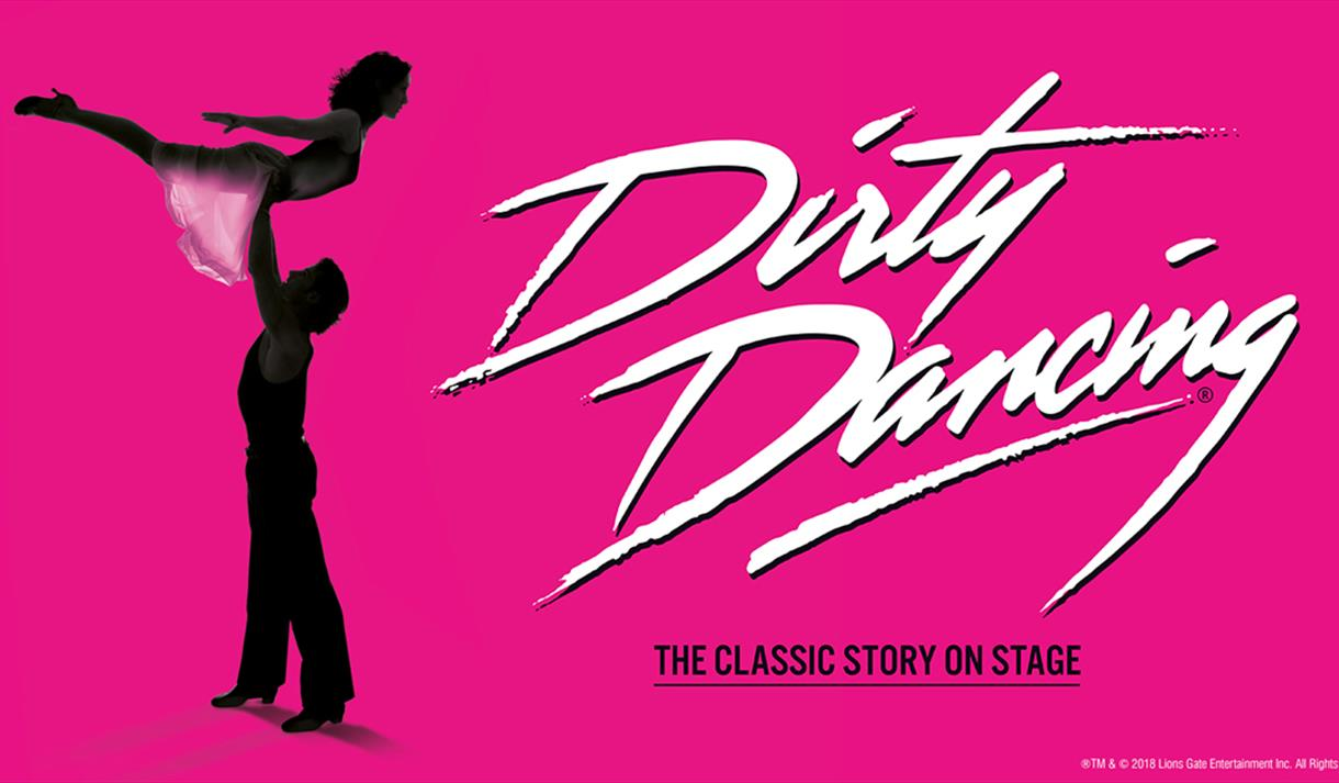 Dirty Dancing - Events Poster