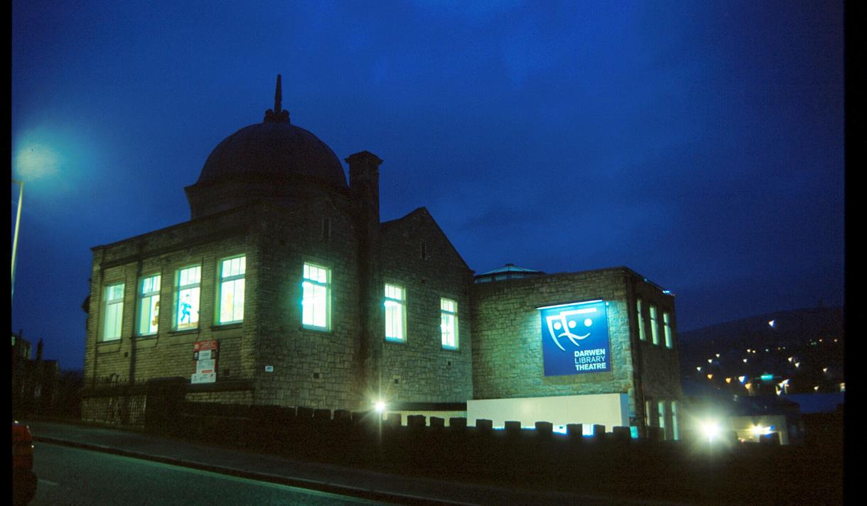 Darwen Library Theatre, Darwen