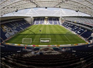 Preston North End, Deepdale