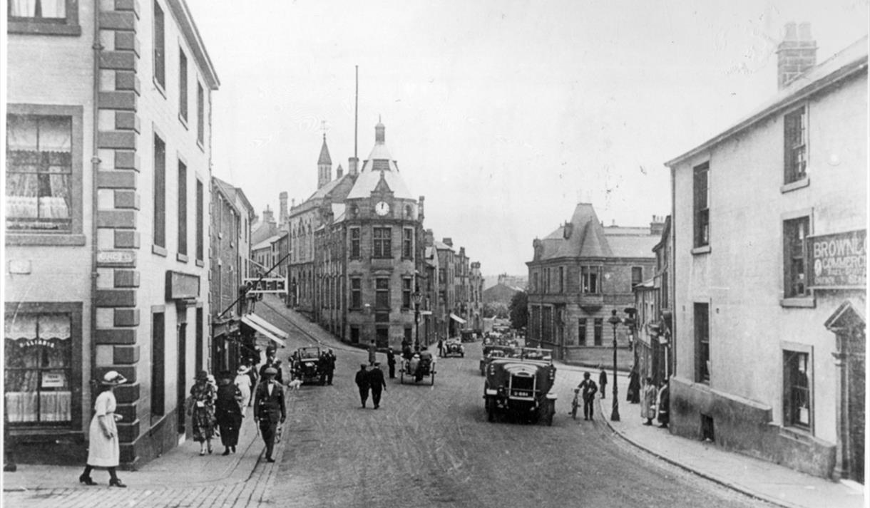 Heritage Open Days 2021 - Clitheroe