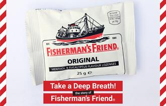 Take a Deep Breath!  The Story of Fisherman's Friend
