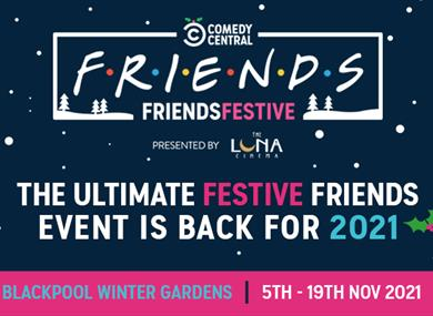 Friends Festival Events