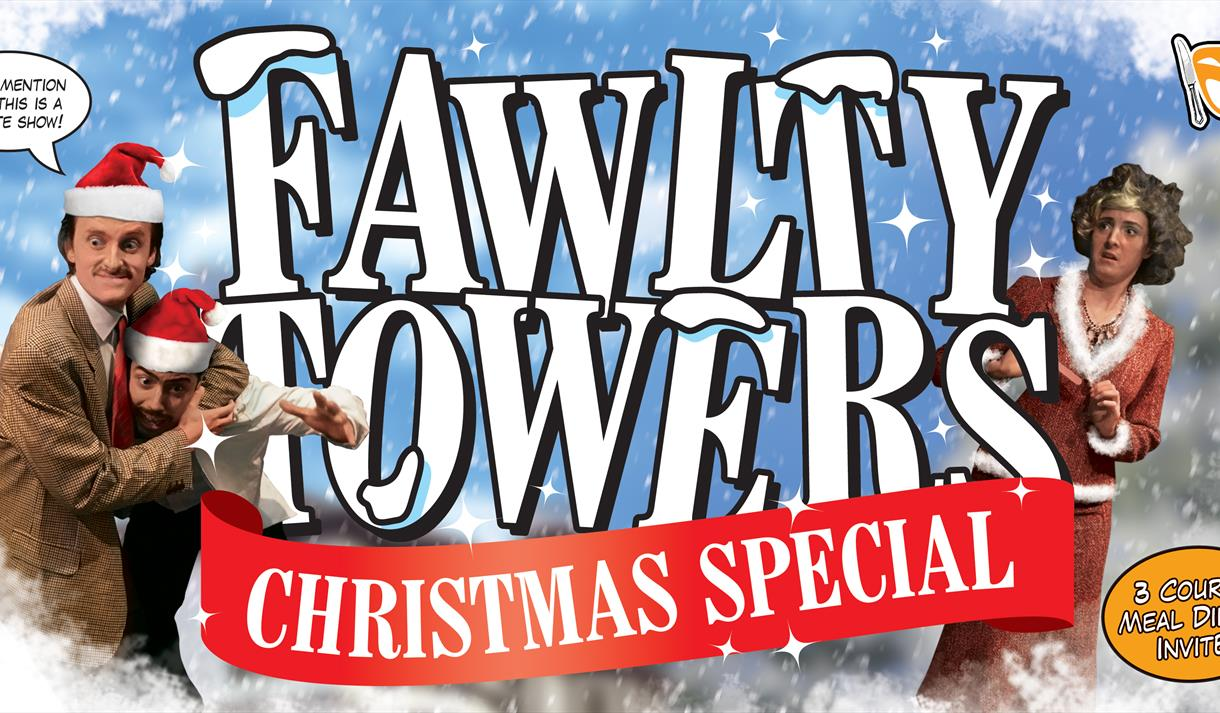 Fawlty Towers Christmas Dinner Show