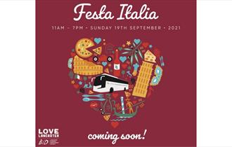 Lancaster Festa Italia