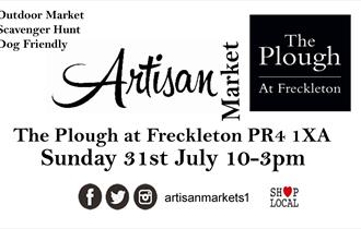 Artisan Market, The Plough, Freckleton