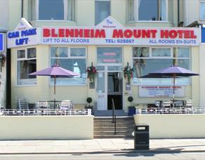 Blenheim Mount