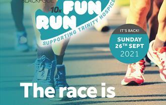 The Beaverbrooks Blackpool 10k Fun Run 2021