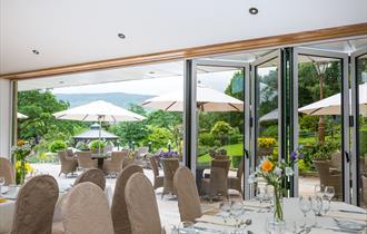 Summer Afternoon Tea at Gibbon Bridge Hotel & Restaurant