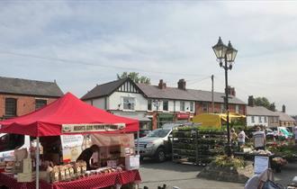 Great Eccleston Market