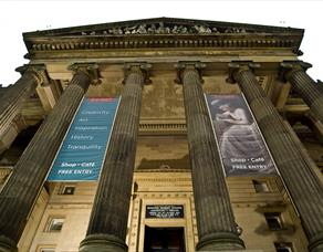 Harris Museum, Art Gallery & Library