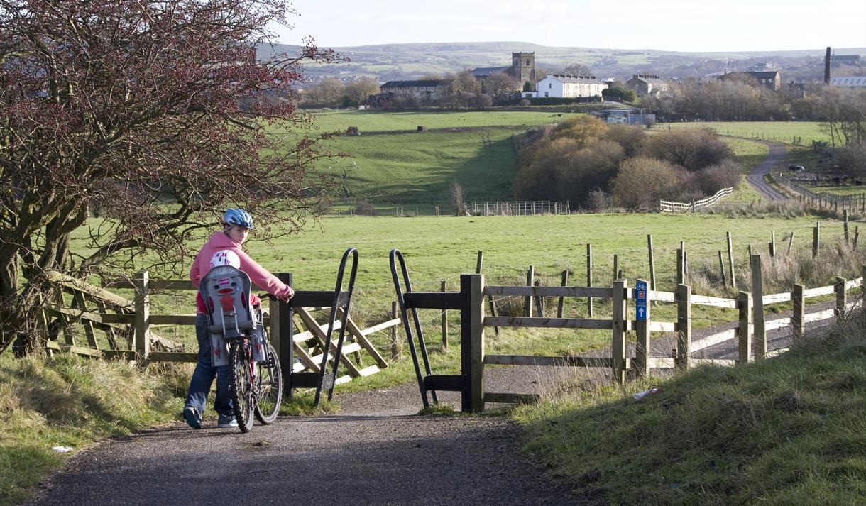 Hyndburn Greenway