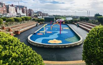 Splash Park Zone