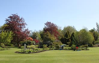 Myerscough College Gardens and Plant World