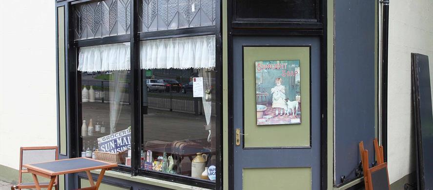 Fitzpatricks Temperance Bar