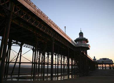 Blackpool Attractions -  North Pier