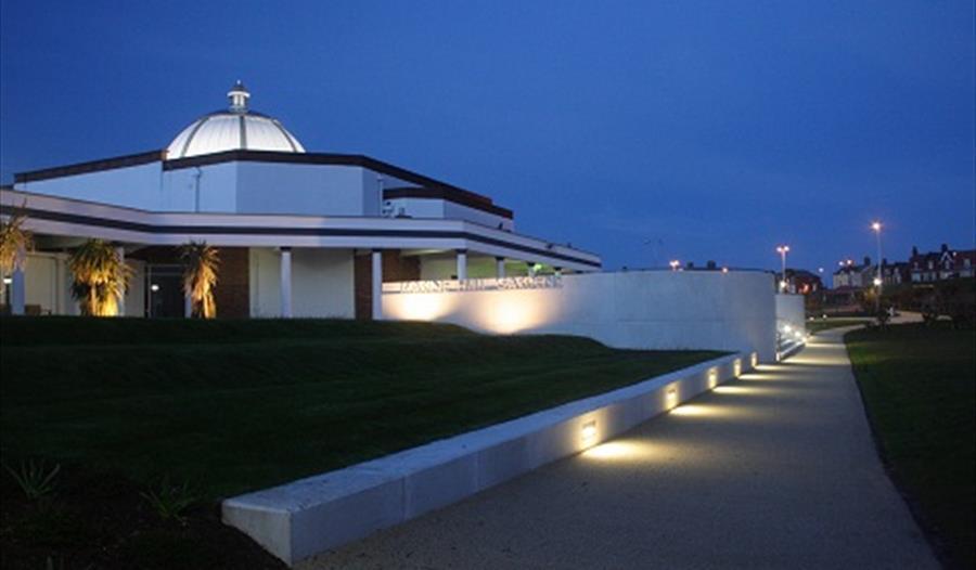 Marine Hall, Fleetwood