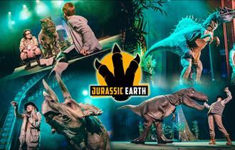 Jurassic Earth poster